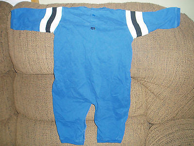 INDIANAPOLIS COLTS ONE PIECE JERSEY STYLE SIZE 12 MONTHS YOUTH/TODDLER