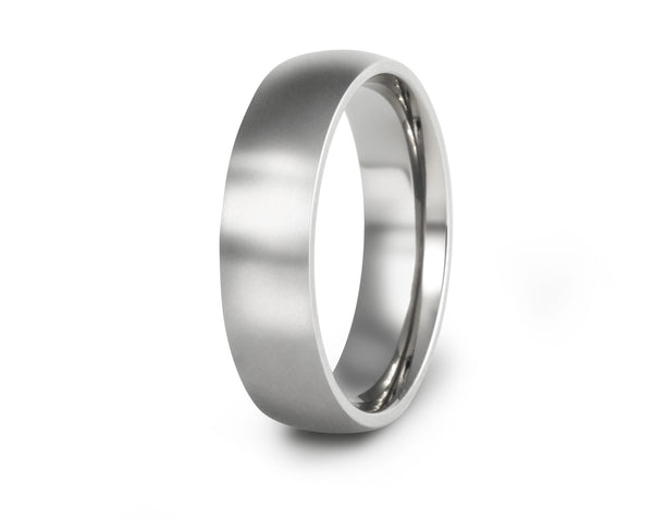 dome wedding band