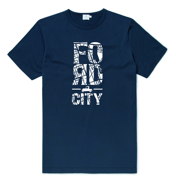 Communi-tee - Model Tee - Mens (available in Navy or Black)
