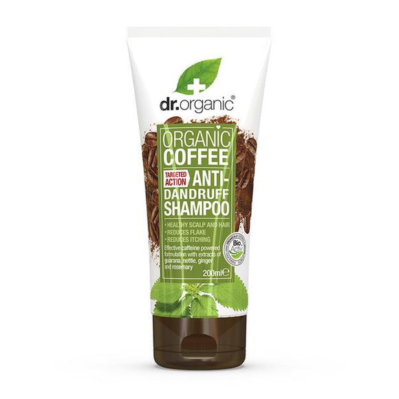 Organic Coffee Anti Dandruff Shampoo