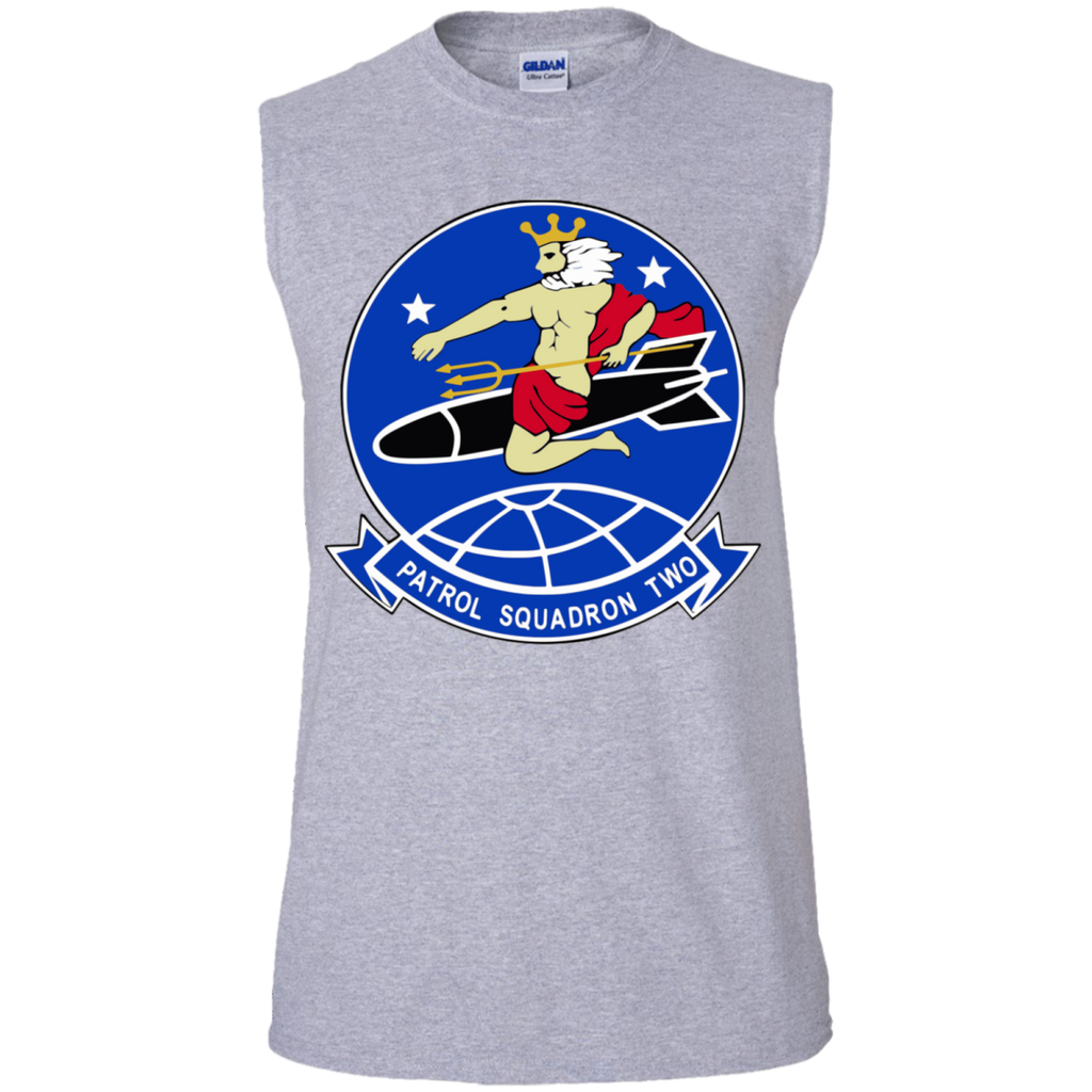 VP 02 1 Men's Cotton Sleeveless Tee