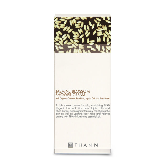 Jasmine Blossom Shower Cream - THANN USA