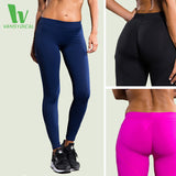 VANSYDICAL Yoga Pants Women Fitness Sexy Hips Push Up Leggings Breathable Running Tights Sportswear Leggins Sport Women FBF031-2 - Vietees Shop Online