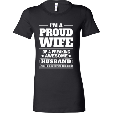 Proud Wife - Vietees Shop Online