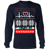 Christmas nurse cna doctor ugly sweater - Vietees Shop Online