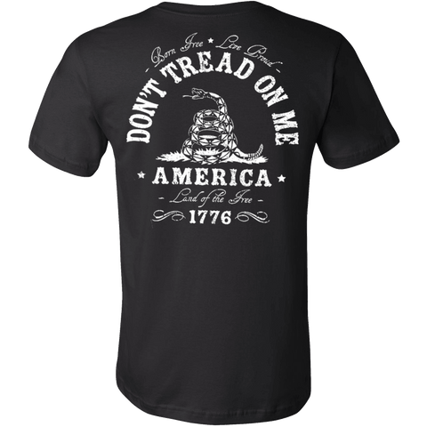DON'T TREAD ON ME - Vietees Shop Online