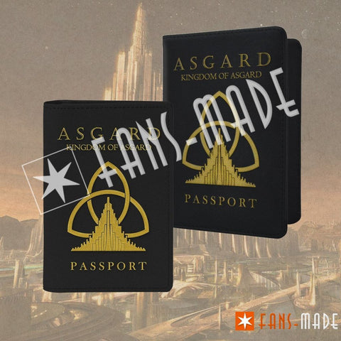 Asgard Ll Passport Cover Accessories