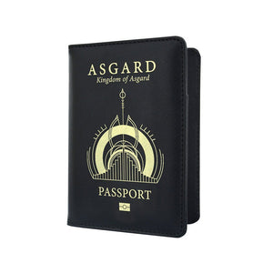 Asgard Passport Cover