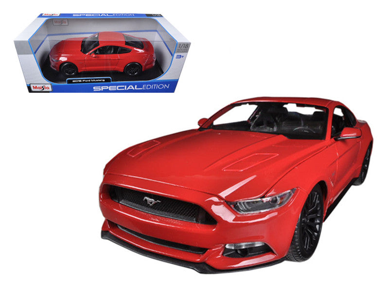 Ford Mustang GT 5.0 2015 Maisto 1/18