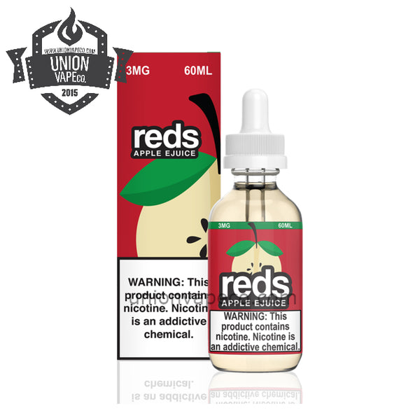 7 Daze Reds Apple - Apple E-Juice (60ml)