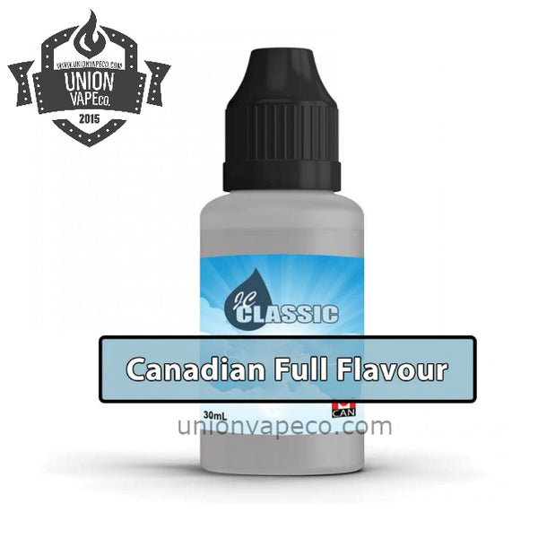 Canadian Full Flavour (30ML)