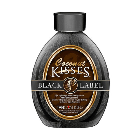 Tanovations Coconut Kisses Black Label Tanning Lotion Bronzer