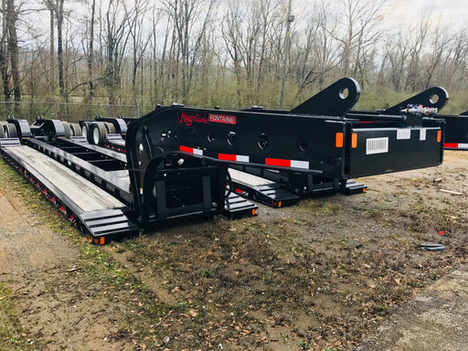 NEW Fontaine 55 Ton Drop Side Rail Hydraulic Neck (RGN)