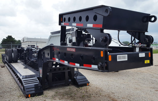 NEW Fontaine 80 Ton Flat Level Deck Hydraulic Neck (RGN)
