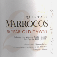 Quinta De Marrocos - 20 Year Old Tawny Port