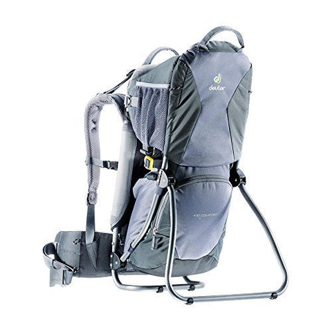 Deuter Kid Comfort 1 Carrier - 850cu in Titan/Granite, One Size