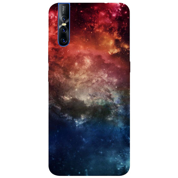 Space Vivo V15 Pro Back Cover-Hamee India