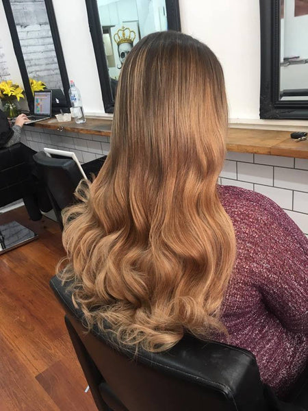 "#12 - 20"" Clip-In Hair Extensions"