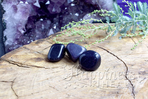 Blue Goldstone (Tumbled)