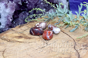 Brecciated Jasper (Tumbled)