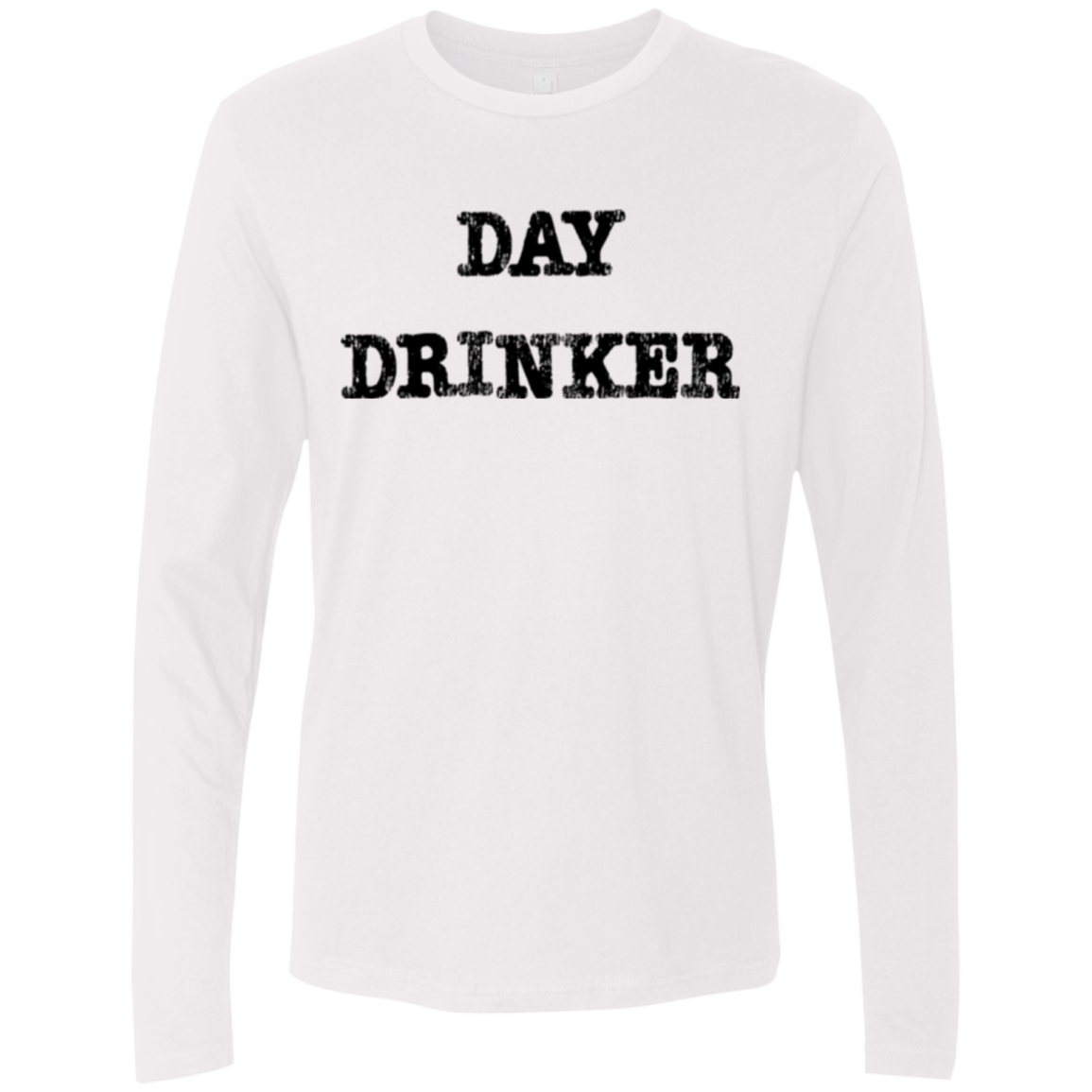 Day Drinker Men's Long Sleeve Tee