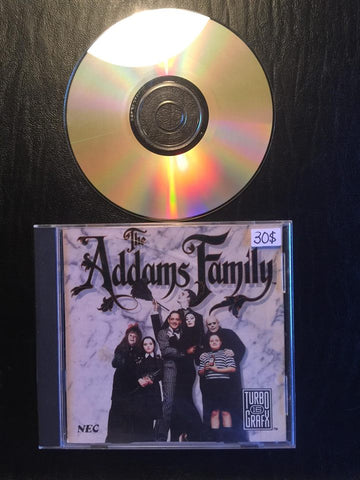 The Addams Family [Super CD]