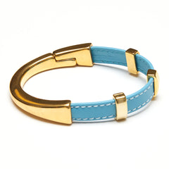 Regent - Light Blue/Gold