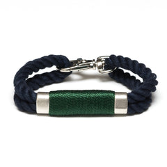 Tremont - Navy/Green/Silver