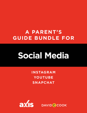 A Parent's Guide Bundle for Social Media: Instagram, YouTube, and Snapchat | Axis