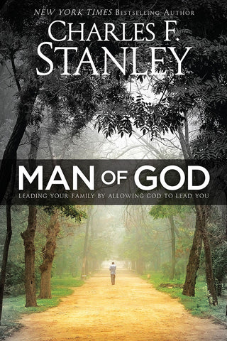 Man of God by Charles F. Stanley