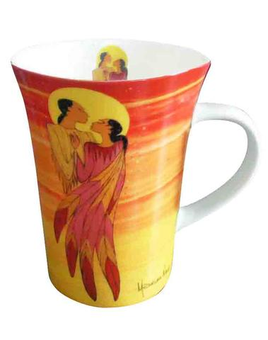 Maxine Noel 'The Embrace' Porcelain Tea Mug