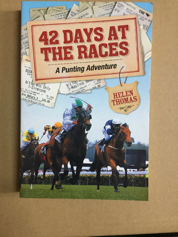 42 days at the races A punting adventure