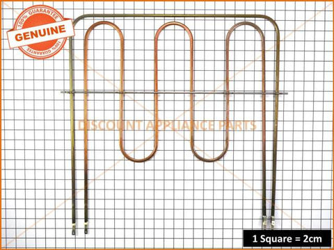 WESTINGHOUSE CHEF SIMPSON OVEN ELEMENT GRILL BOOST PART # 0122004501