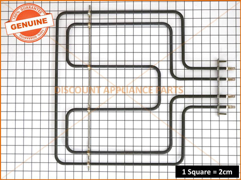 OMEGA OVEN GRILL ELEMENT PART # 2025158