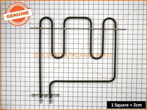 OMEGA SMEG OVEN GRILL ELEMENT PART # 2035557