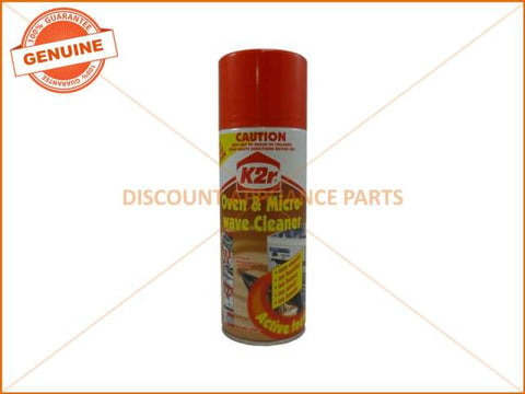K2R OVEN & MICROWAVE CLEANER PART # ACC016