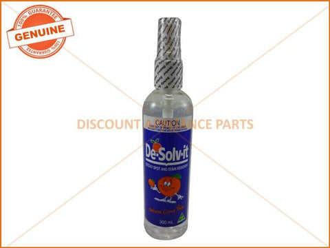 DE-SOLV-IT STICKY SPOT AND STAIN REMOVER 300ML PART # ACC028