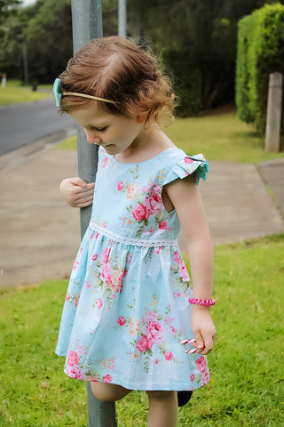 Open Back Dress Skylah