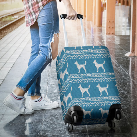 Dog Lovers Luggage Cover