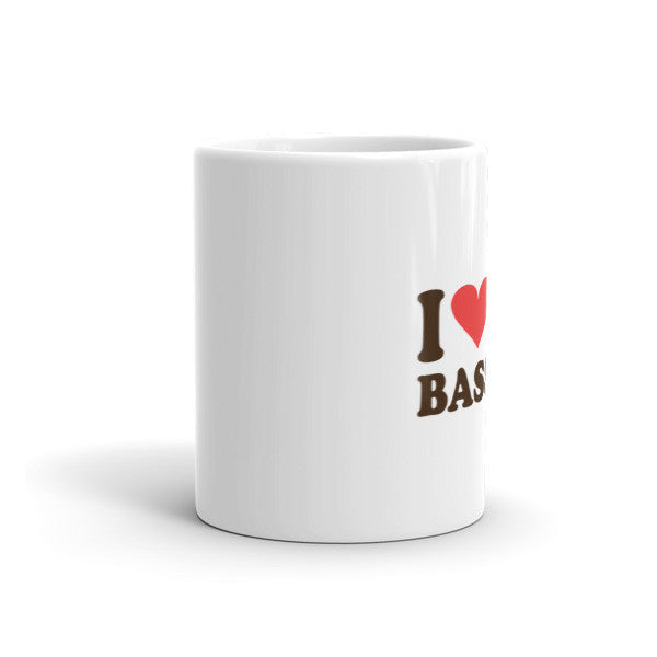 I Love My Bassoon, Mug