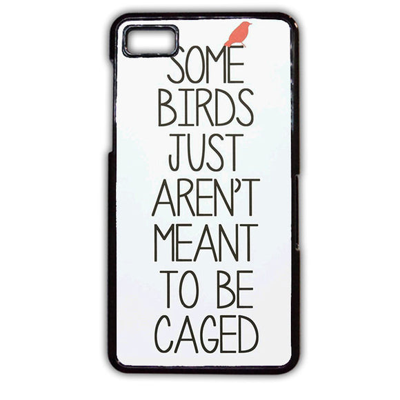 American Author Caged TATUM-694 Blackberry Phonecase Cover For Blackberry Q10, Blackberry Z10