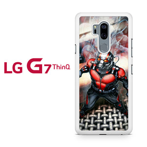 Ant Man Shrinking - Z - LG G7 ThinQ Case - Tatumcase