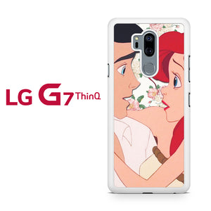 Ariel feeling fiirst sight love - LG G7 ThinQ Case - Tatumcase