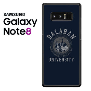 Dalaran University World Of Warcraft YZ - Samsung Galaxy Note 8 Case - Tatumcase