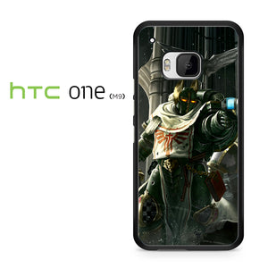 Warhammer 40k dark angels - HTC M9 Case - Tatumcase