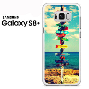 World Signs - Samsung Galaxy S8 Plus Case - Tatumcase