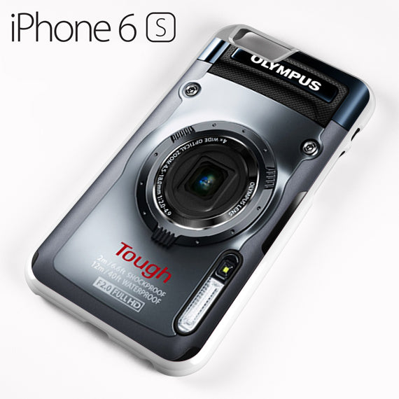 olympus tg 1ihs 12 mp waterproof - iPhone 6 Case - Tatumcase