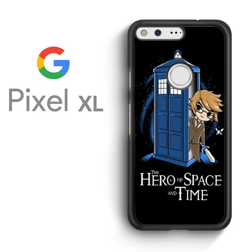 zelda tardis hero of space and time - Google Pixel XL Case - Tatumcase