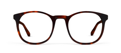 Delta Havana Tortoise with Blue Blocking Lenses