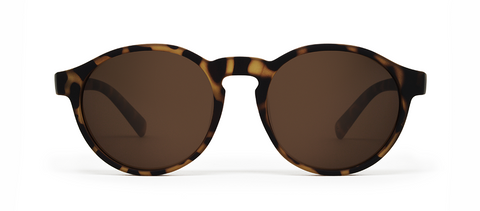 Orbit Brown Tortoise with Brown Lenses